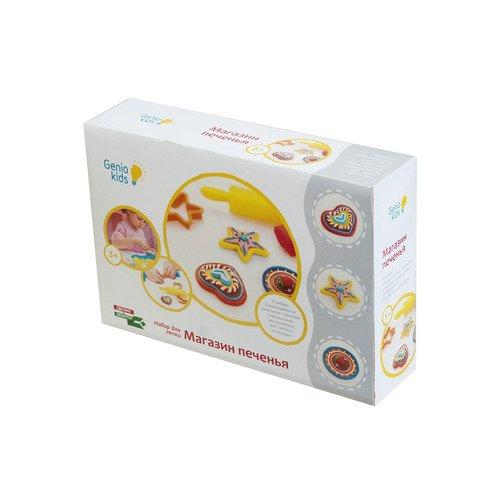 Набор для детской лепки Магазин печенья цена