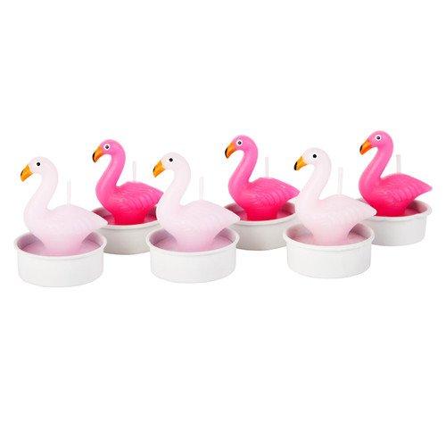 Свечи Фламинго