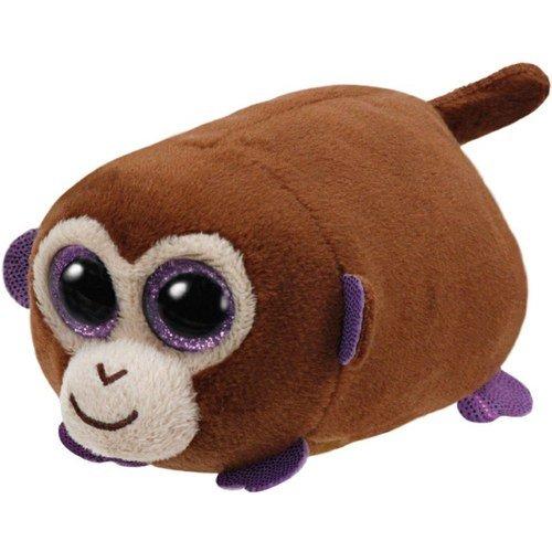 Фото - Мягкая игрушка Обезьянка, 10 см ty teeny tys мягкая игрушка щенок candy 10 см