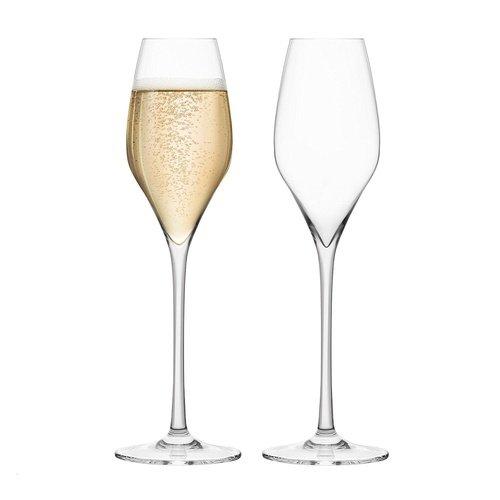 Набор бокалов для шампанского Touch Durashield, 2 шт. набор бокалов для шампанского виола 190 мл