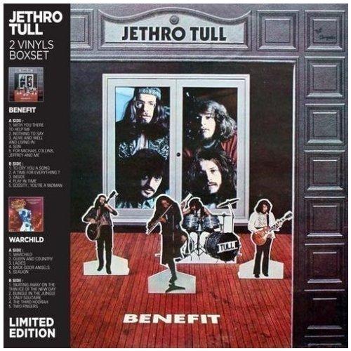 Jethro Tull - Benefit cube stereo super hpc 140 sl 2013