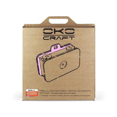 """Набор для сборки работающей фотокамеры """"Oko Craft"""""""