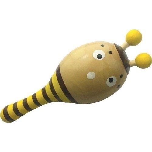 Деревянный маракас Пчелка музыкальный инструмент аполлона 6 букв