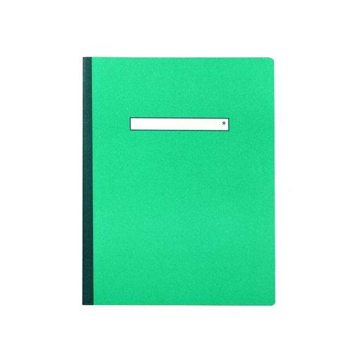 Тетрадь А5 в линейку зеленая еж стайл тетрадь a little sleep любовь в линейку 38 листов