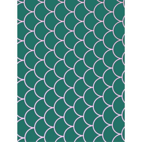 Упаковочная бумага, 70 х 100 см, зеленая парад виа 70 80 х 2019 01 05t19 30