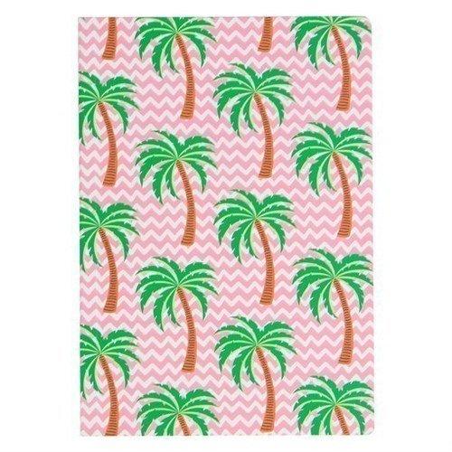 """Блокнот А5 """"Tropical Summer Palm Tree"""" недорого"""