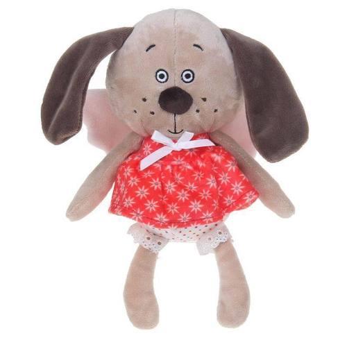цена Мягкая игрушка Сима, 18 x 10 x 7 см