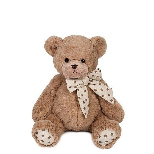 Купить Мягкая игрушка Мишка Брауни , 20 см, Maxitoys Luxury, Мягкие игрушки