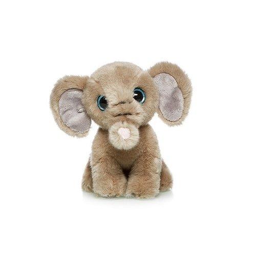 """Мягкая игрушка """"Слоненок"""", 18 см мягкая игрушка слоненок tongde радужный транспорт 25 см голубой в72433"""