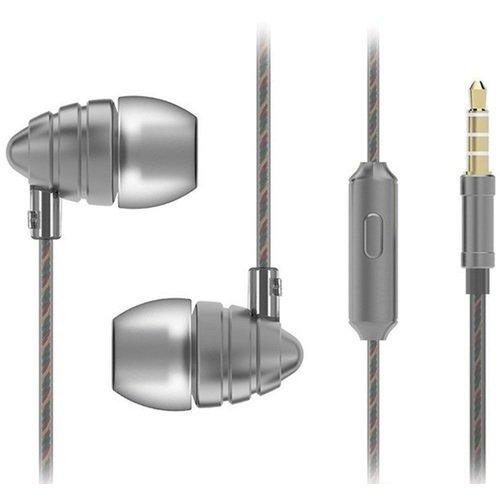 Наушники HV-805 grey парфюмированные наушники с микрофоном harper hv 805 silver