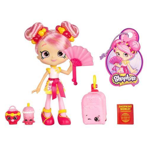 Купить Кукла Shoppies Пузырелла Путешествие в Азию , Moose, Куклы