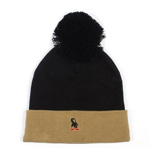 Шапка Галчонок, черная шапка галчонок серая