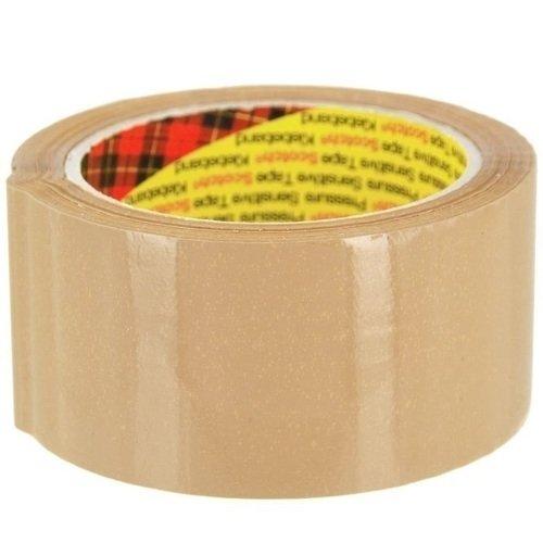 Клейкая лента упаковочная Hot Melt