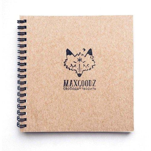 "Скетчбук ""Mix"", 100-230 г/м2"