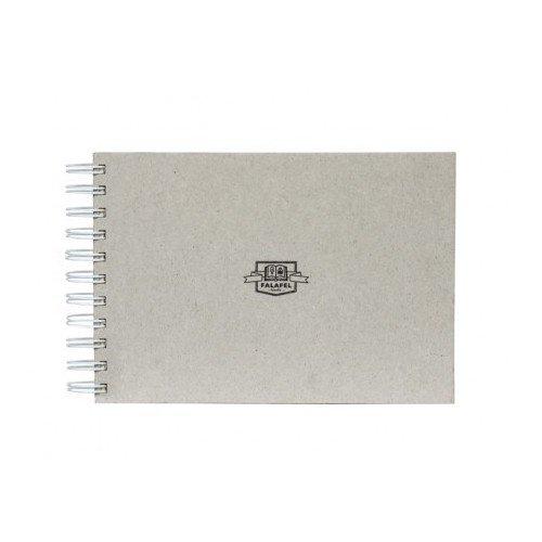 Скетчбук Aquarelle А5, 50 листов, 200 г/м2 скетчбук my sketchbook мятный 120л 14 5х21