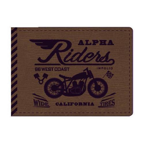 """Обложка для студенческого билета """"Riders"""""""
