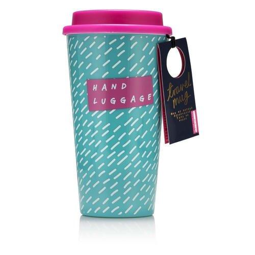 Термостакан Hand Luggage Mug disney parks rapunzel dress ceramic mug