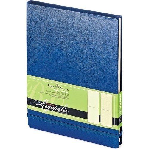 Блокнот MEGAPOLIS REPORTER А5 синий цена