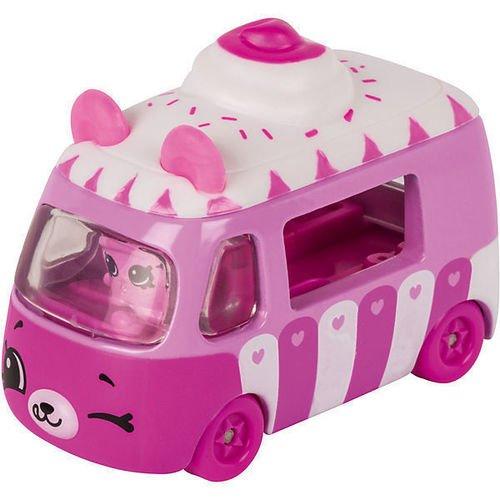 Машинка с мини-фигуркой Cutie Car moose игровой набор moose cutie car машинка с мини фигуркой shopkins peely apple wheels