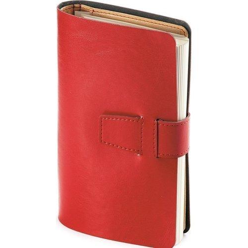 Ежедневник SIENNA А5 недатированный красный ежедневник bruno visconti megapolis a5 brown 3 281 03