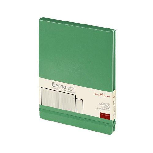 Блокнот Megapolis Reporter А5, зеленый цена