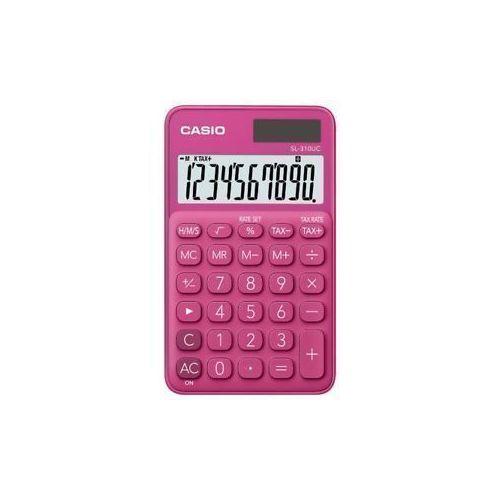 Калькулятор карманный Casio красный калькулятор casio mx 12s
