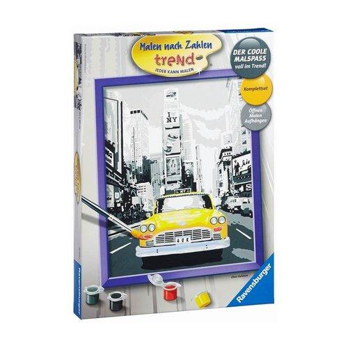 "цена на Набор для раскрашивания ""New York Taxi"""