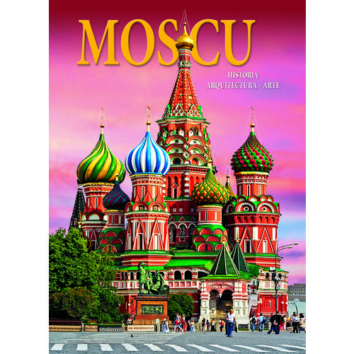 """Альбом """"Moscu"""", испанский язык"""