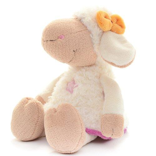 """Мягкая игрушка """"Овечка Эми"""", 15 см цена и фото"""
