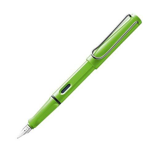 Ручка перьевая 013 safari зеленая M