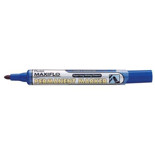Маркер перманентный с подкачкой чернил Maxiflo, синий, 4,5 мм
