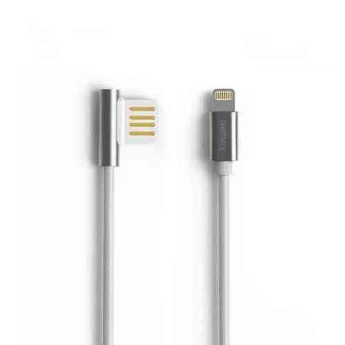 Фото - Кабель USB Remax Emperor Lightning RC-054i, 1 м, серебристый кабель remax 2000000135878 синий