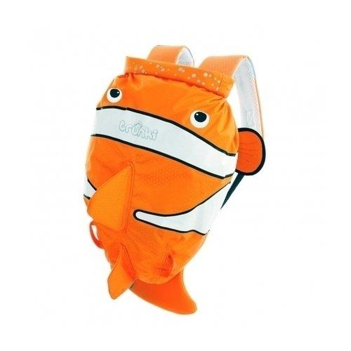 Рюкзак для бассейна и пляжа Рыба-клоун детский рюкзак для бассейна и пляжа trunki осьминог цвет фиолетовый салатовый 7 5 л