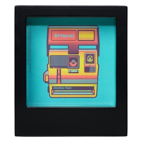 Фото - Фоторамка Polaroid Photo Desk Frame Black стекло