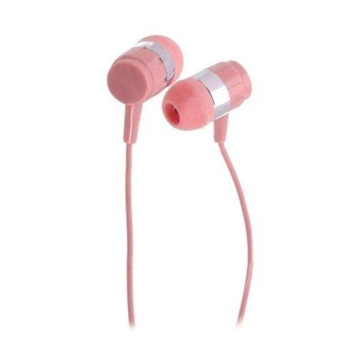 лучшая цена Наушники с микрофоном Universal U-10, розовые
