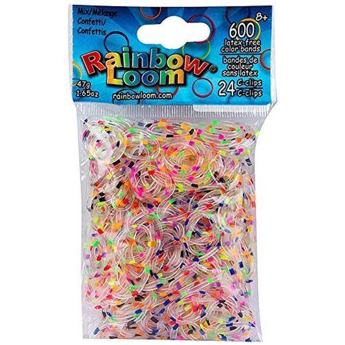 Резинки Confetti Mix цена
