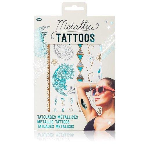 """Татуировки переводные """"Turq & Silver"""" цены"""