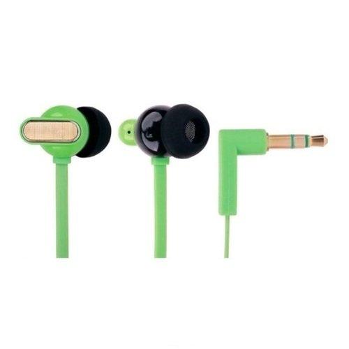 Наушники HHC-001, зеленые buka hhc 008