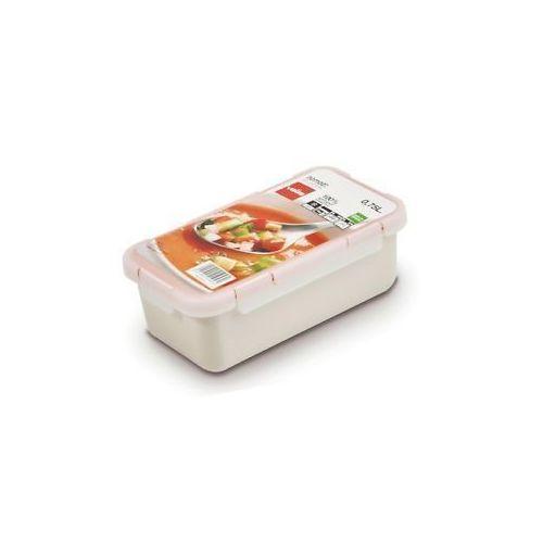 Герметичный пищевой контейнер, белый контейнер пищевой вакуумный bekker квадратный 330 мл