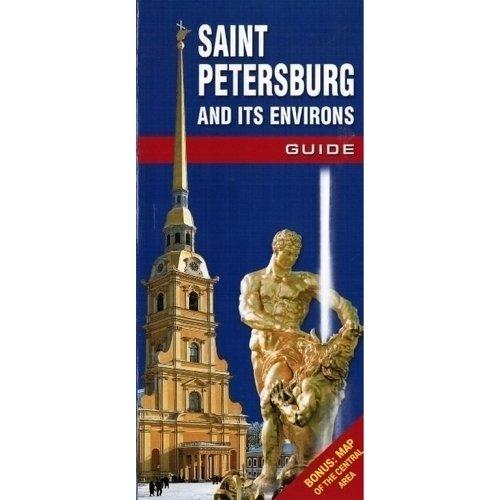 Путеводитель Saint Petersburg and Its Environs