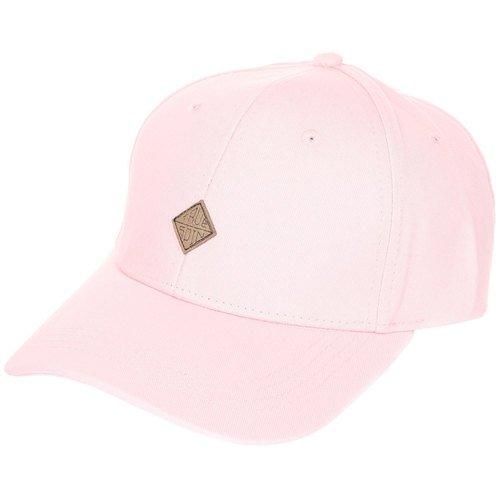 Бейсболка Truely Small Pink блузка с круглым вырезом графическим рисунком и длинными рукавами