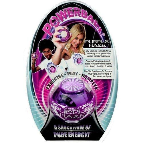 "Кистевой тренажер ""Powerball 250 Hz Purple Haze"" тренажер кистевой powerball 250 hz pro pb 688c green"