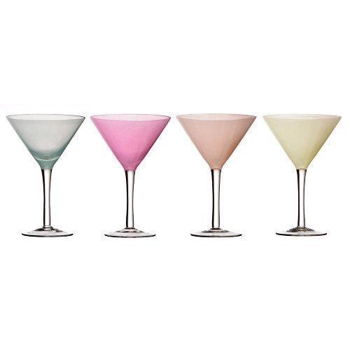 Набор бокалов для коктейлей, 4 шт. garda decor набор бокалов для молодоженов