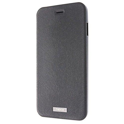 Чехол для iPhone 6 plus Marylebone MB-MR-105-BK, PU+PC, черный штатив nexx mb ssb 01 black