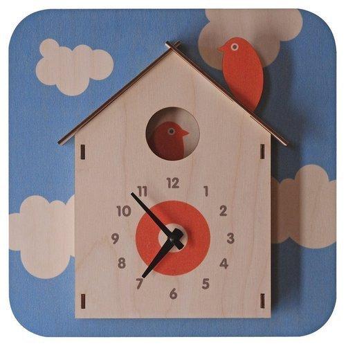 Часы настенные Birdhouse настенные часы boxpop vii pb 507 35