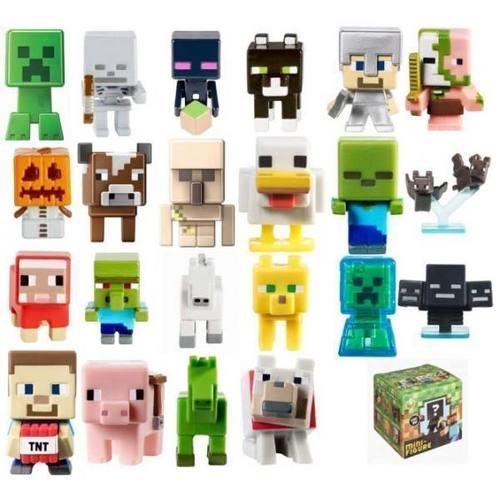 Фигурка персонажей Minecraft, в ассортименте