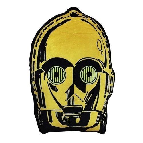 "Мягкая игрушка-подушка Star Wars ""C-3PO"", 20 см игрушка мягкая angrybirds star wars 30 см 94065b 4 angry birds"
