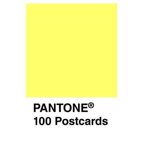 Postcard box: 100 postcards pretty flower postcards