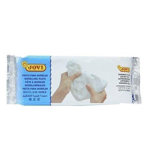 Паста для моделирования Jovi белая паста jovi для моделирования отвердевающая белая 500 г
