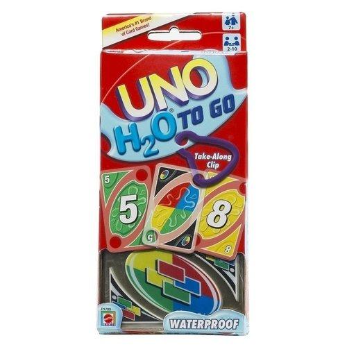 Фото - Настольная игра Уно H2O настольная игра алкополия тур по барам